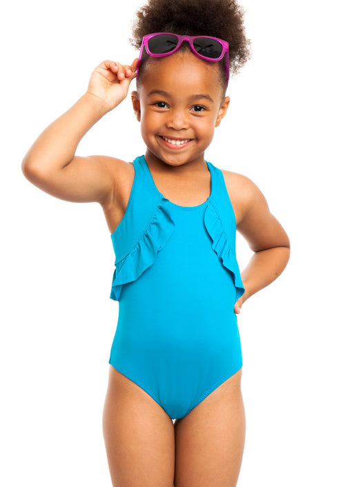 Ellie One Piece Swimsuit Caribe