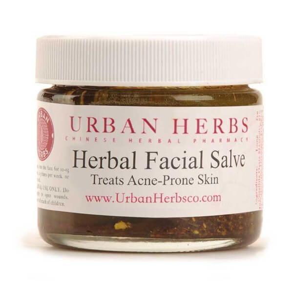 Herbal Face Mask - Acne