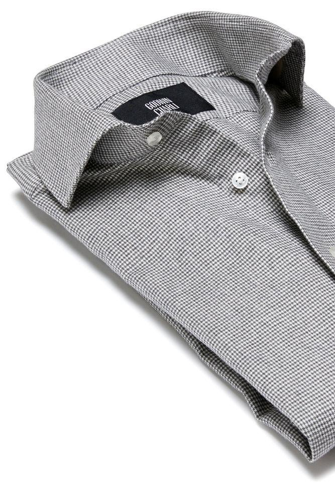 Pilot (BC) Shirt - Grey Hound Cotton