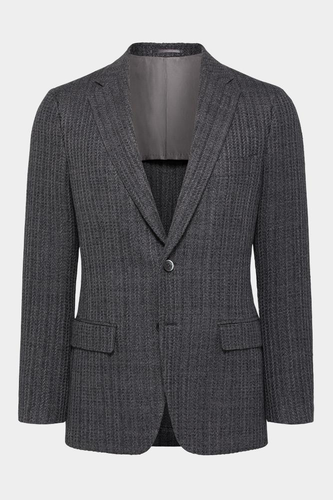 Wilhelm Sports Jacket - Grey Jumper
