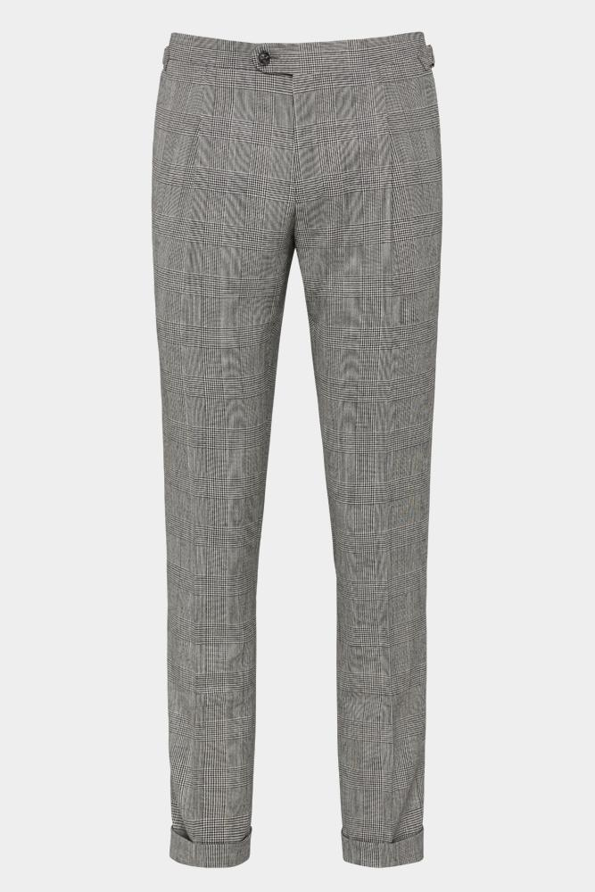 Roma Trouser - Grey POW