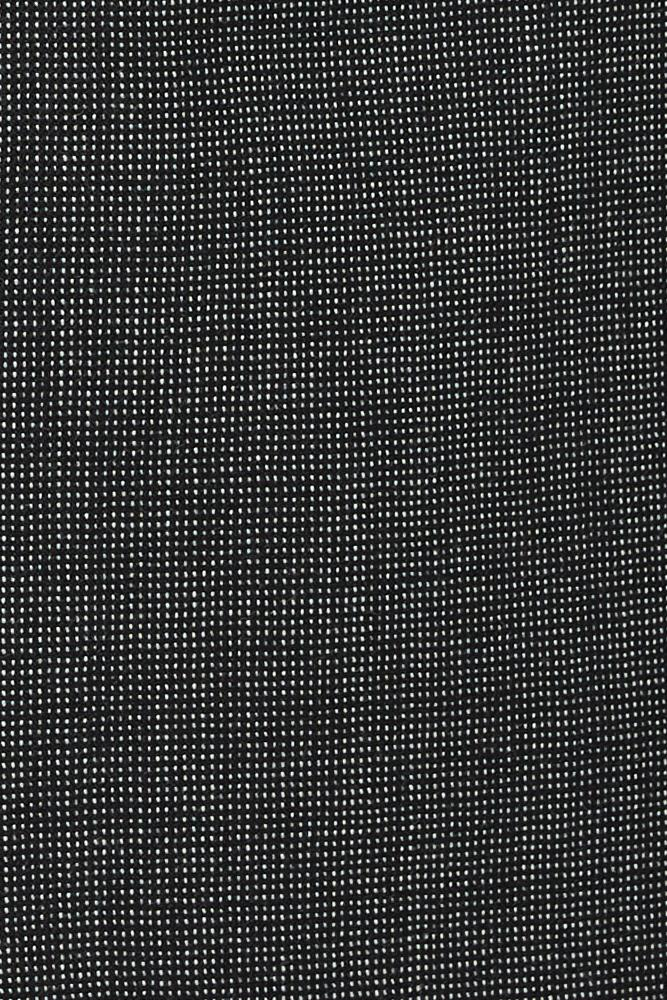 Greyson Suit - Black White Pin Dot