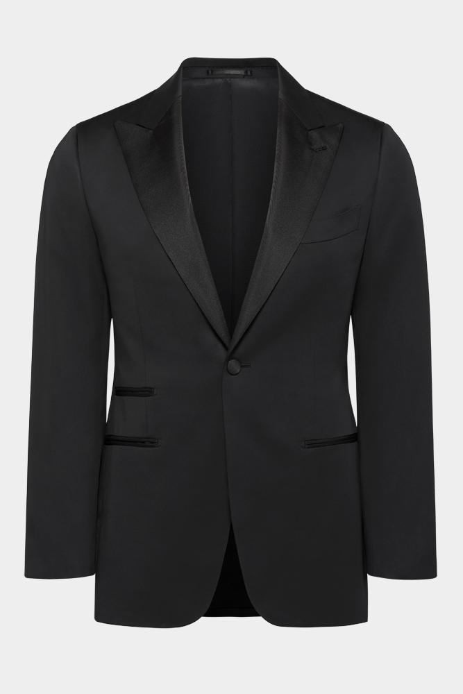 Samuel Cocktail Jacket - Black