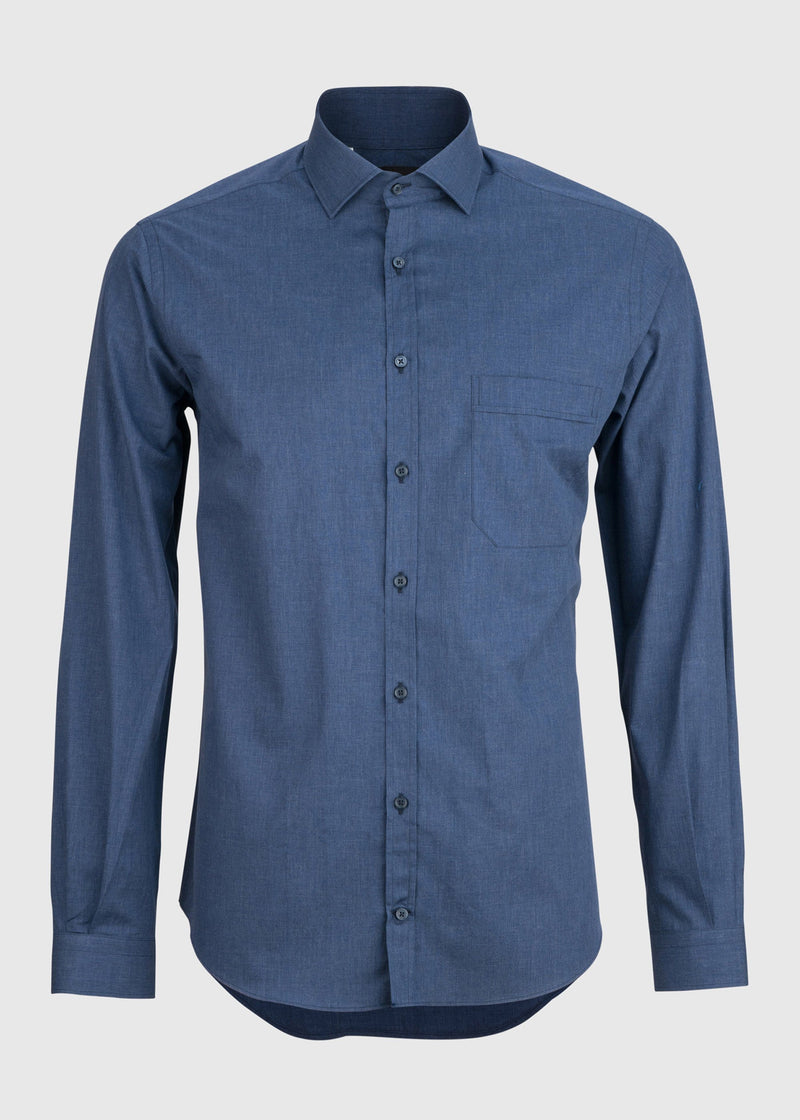 Archer (P) - Dark Denim Melange