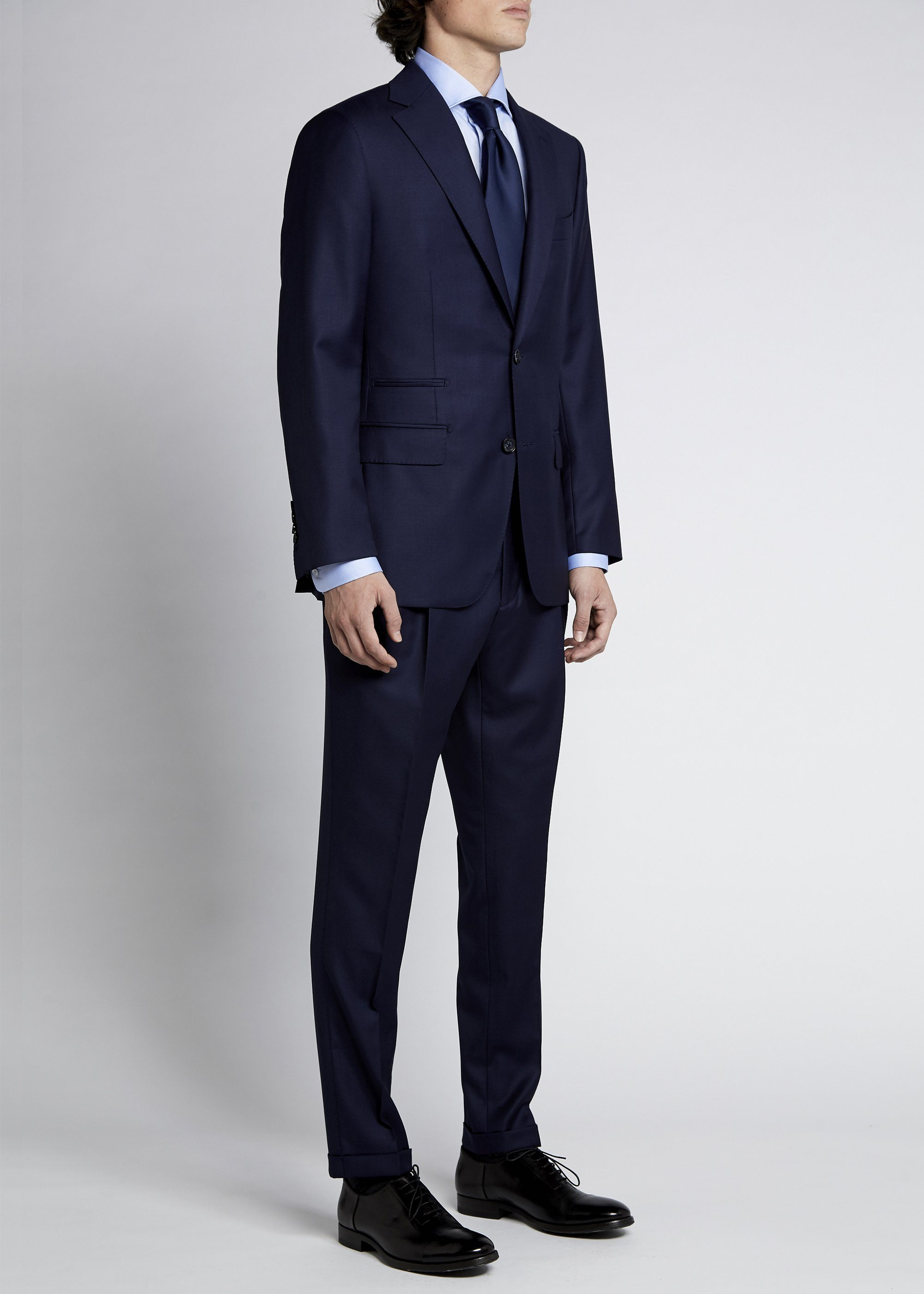Greyson Suit - Navy