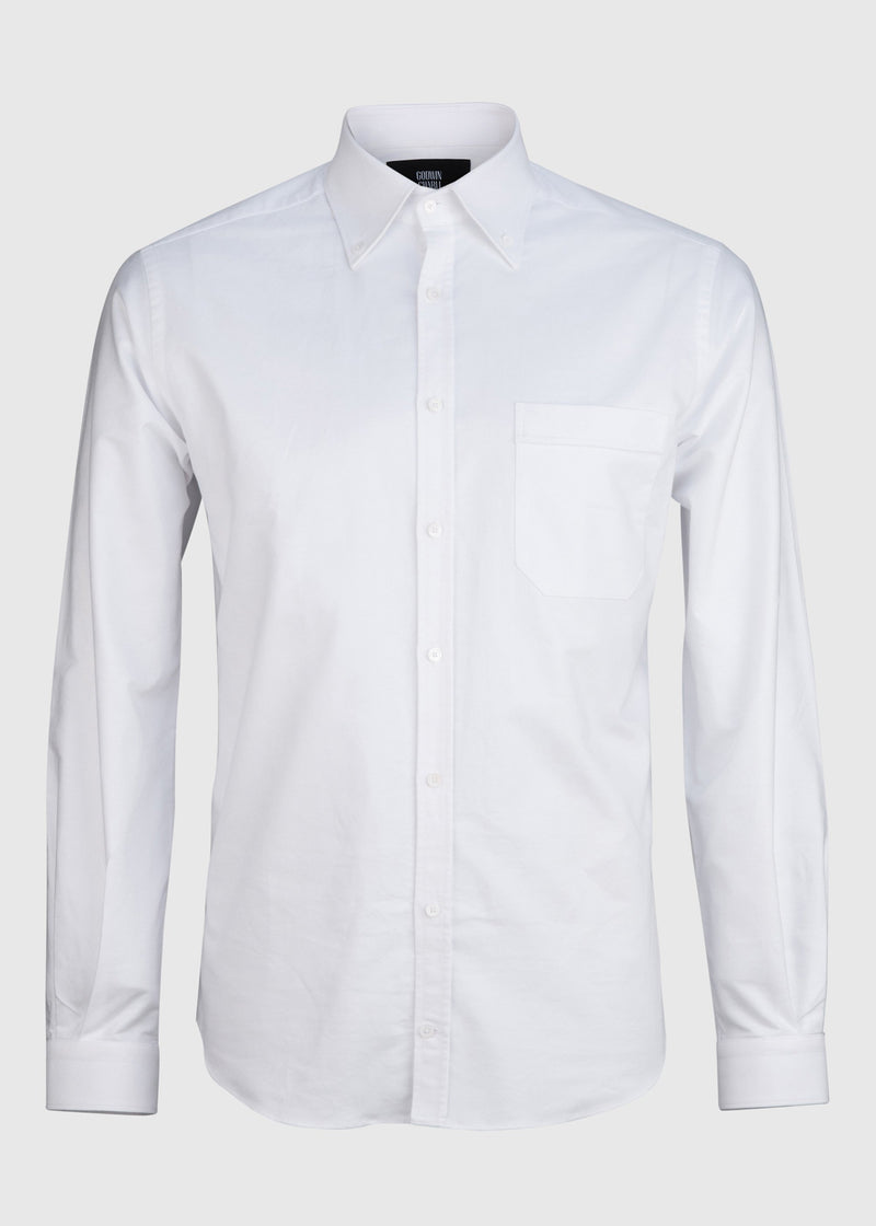 Karlis (P) - White Oxford