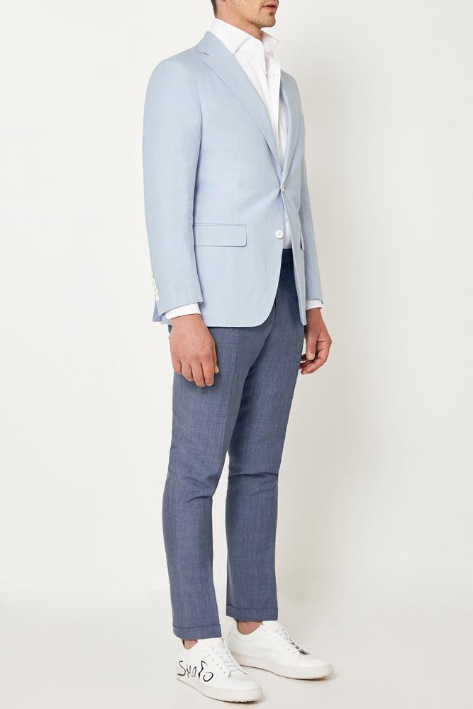Wilhelm Sports Jacket - Light Blue