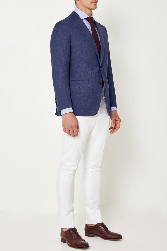 Matias Sports Jacket - Medium Denim