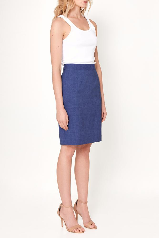Aria Skirt - Royal Blue 20