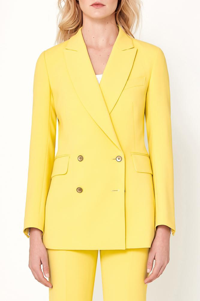 Luna Suit - Canary Yellow
