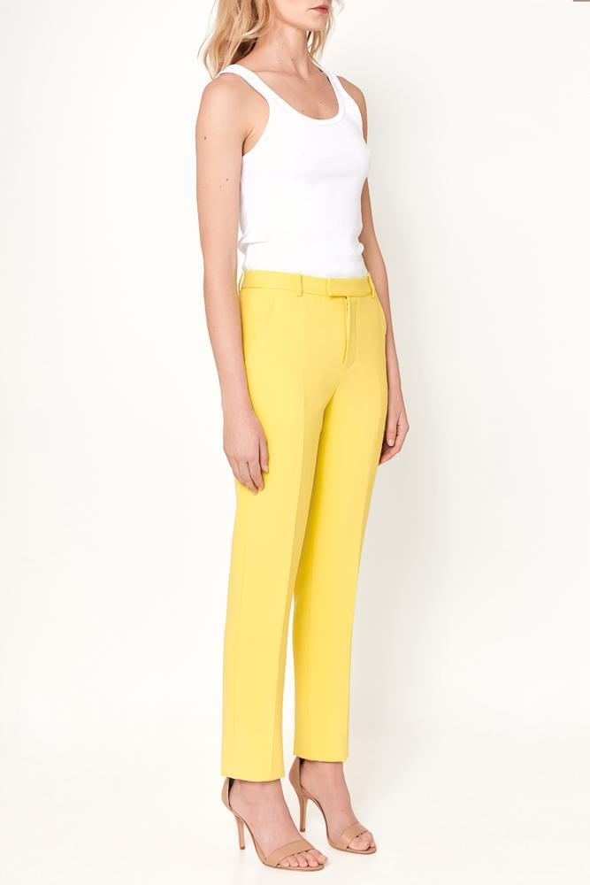 Ruby Pant - Canary Yellow