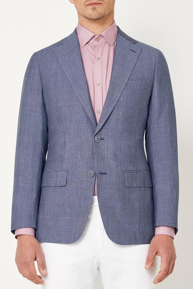 Wilhelm Sports Jacket - Light Denim