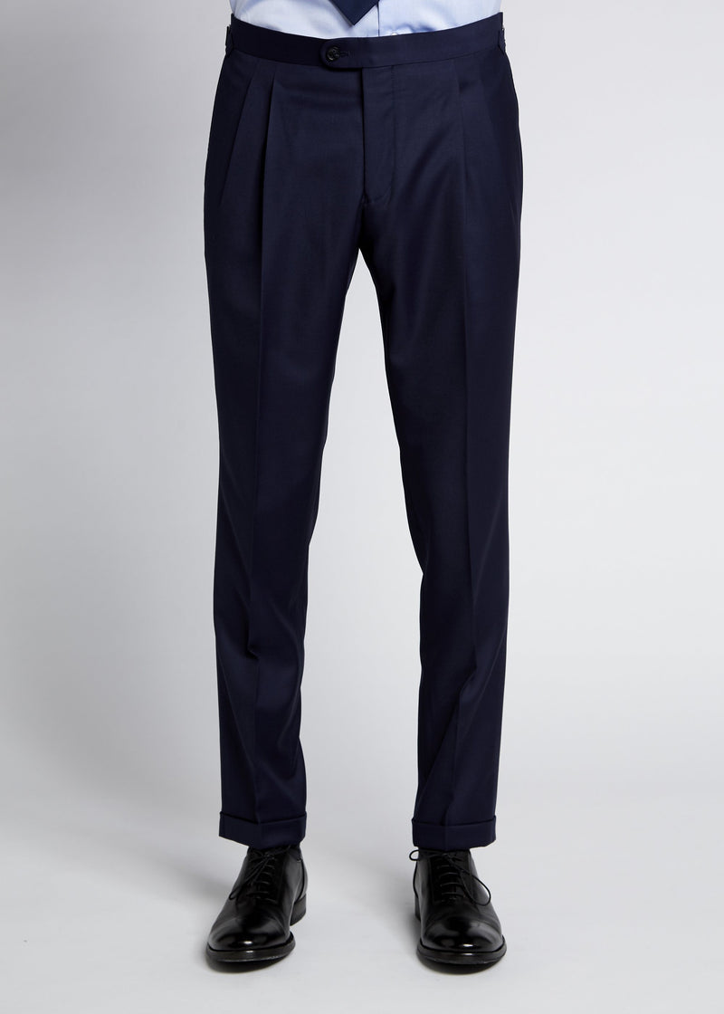 Naples Trouser - Navy