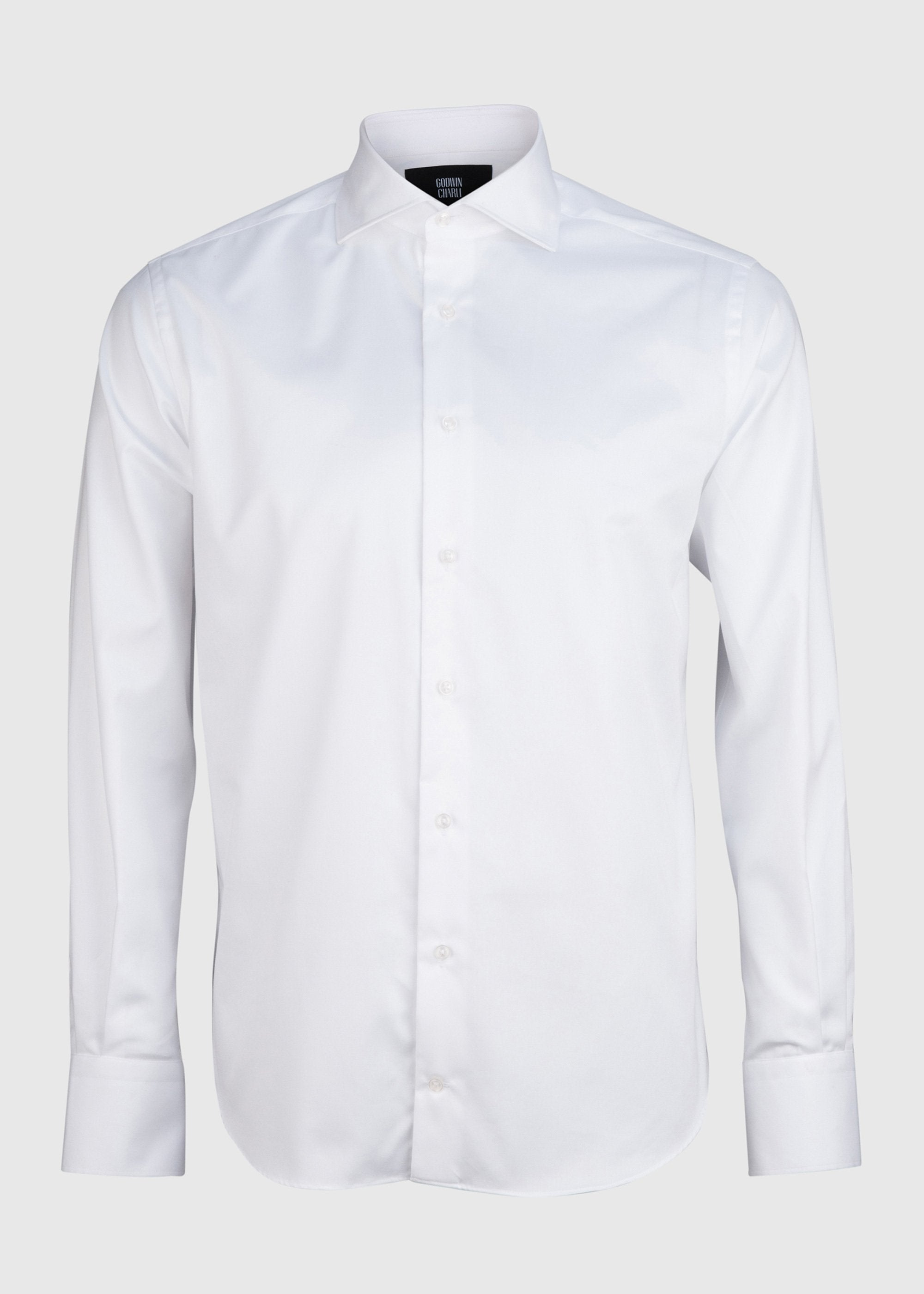 Pilot (BC) Shirt - White Twill