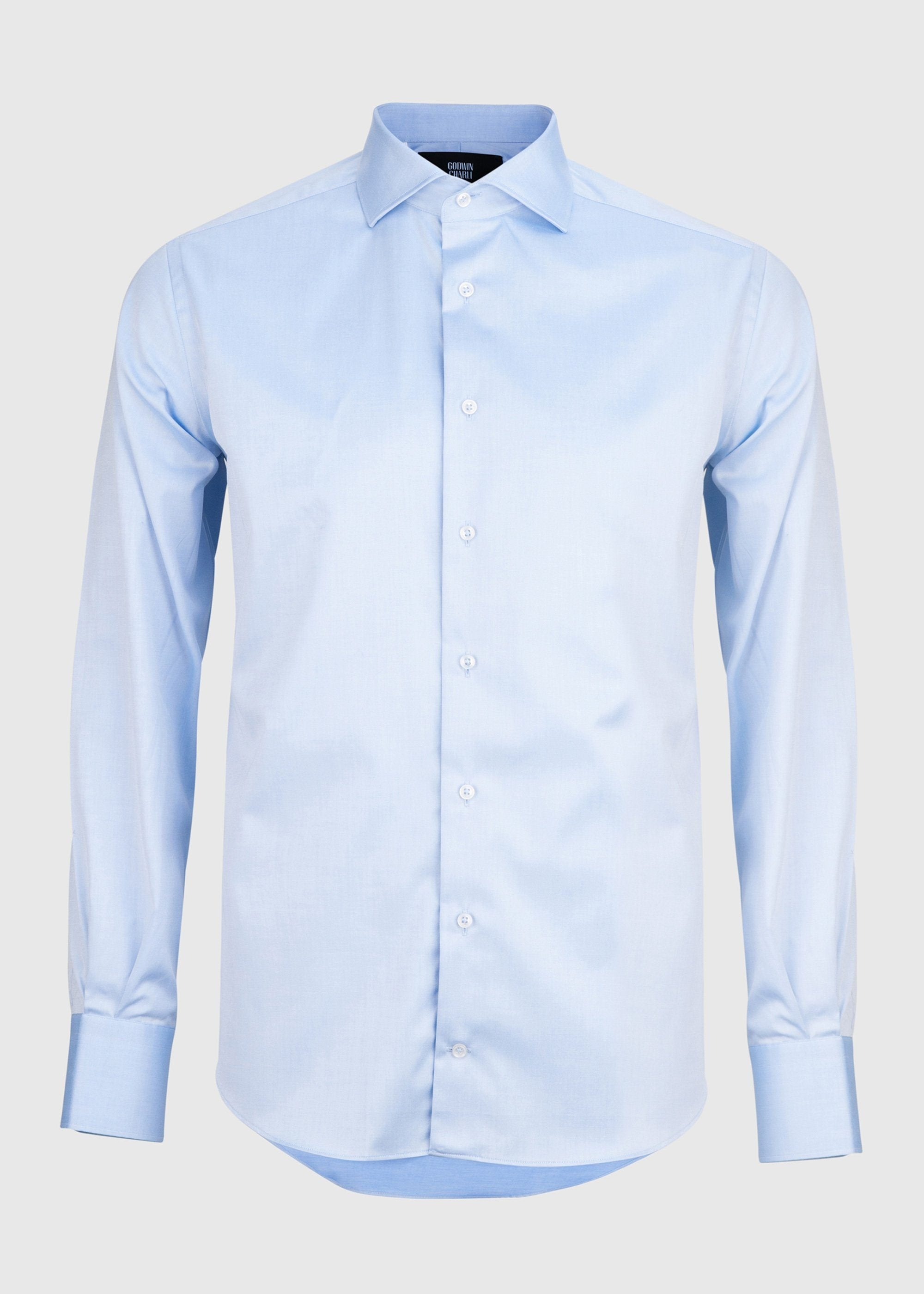 Pilot (BC) Shirt - Light Blue Twill