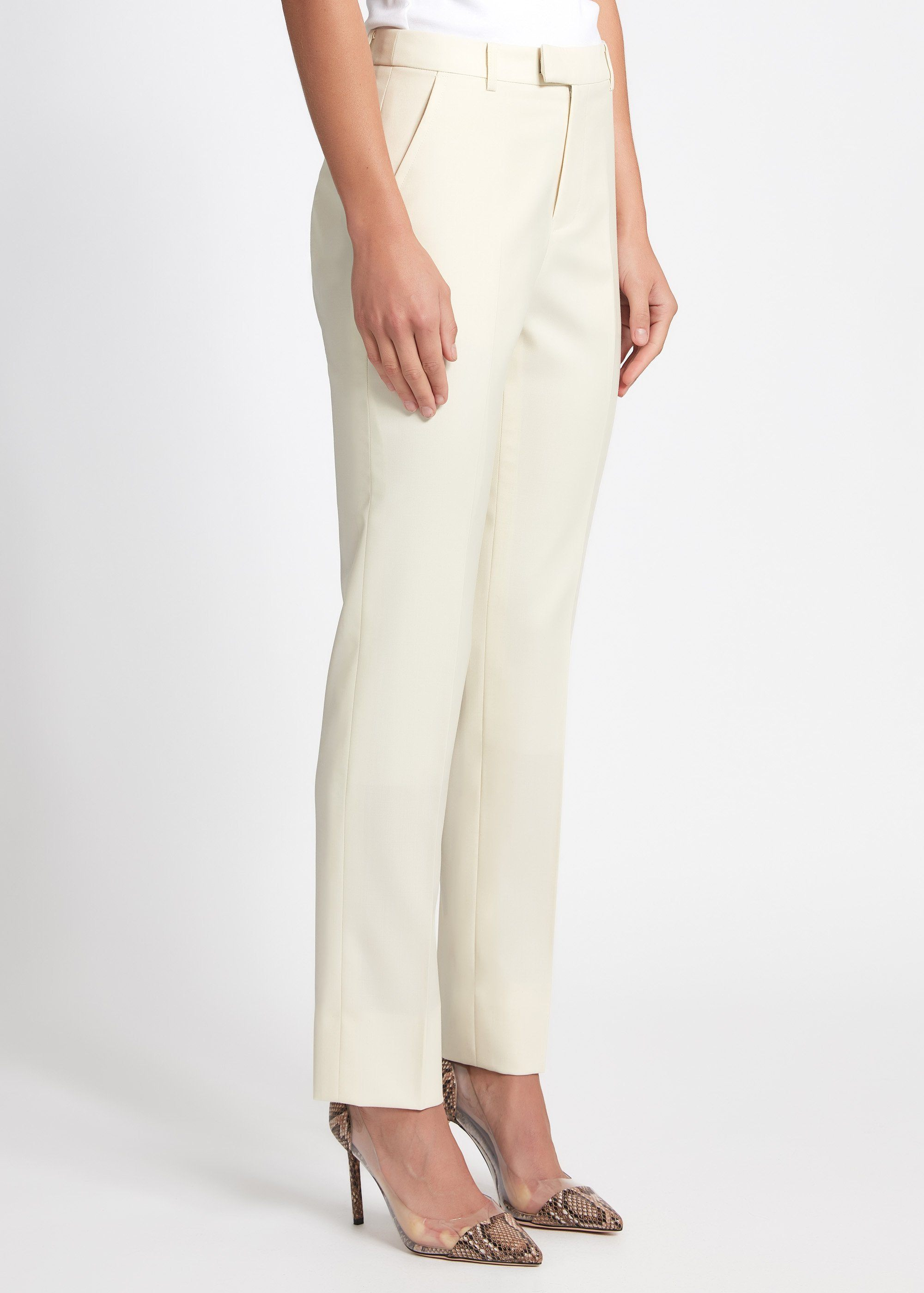 Ruby Pant - Ivory