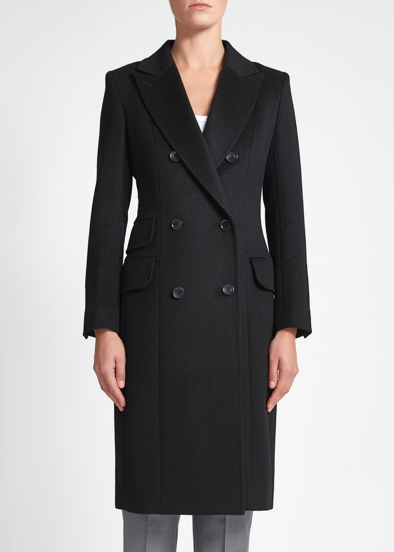 Sofia Coat - Black