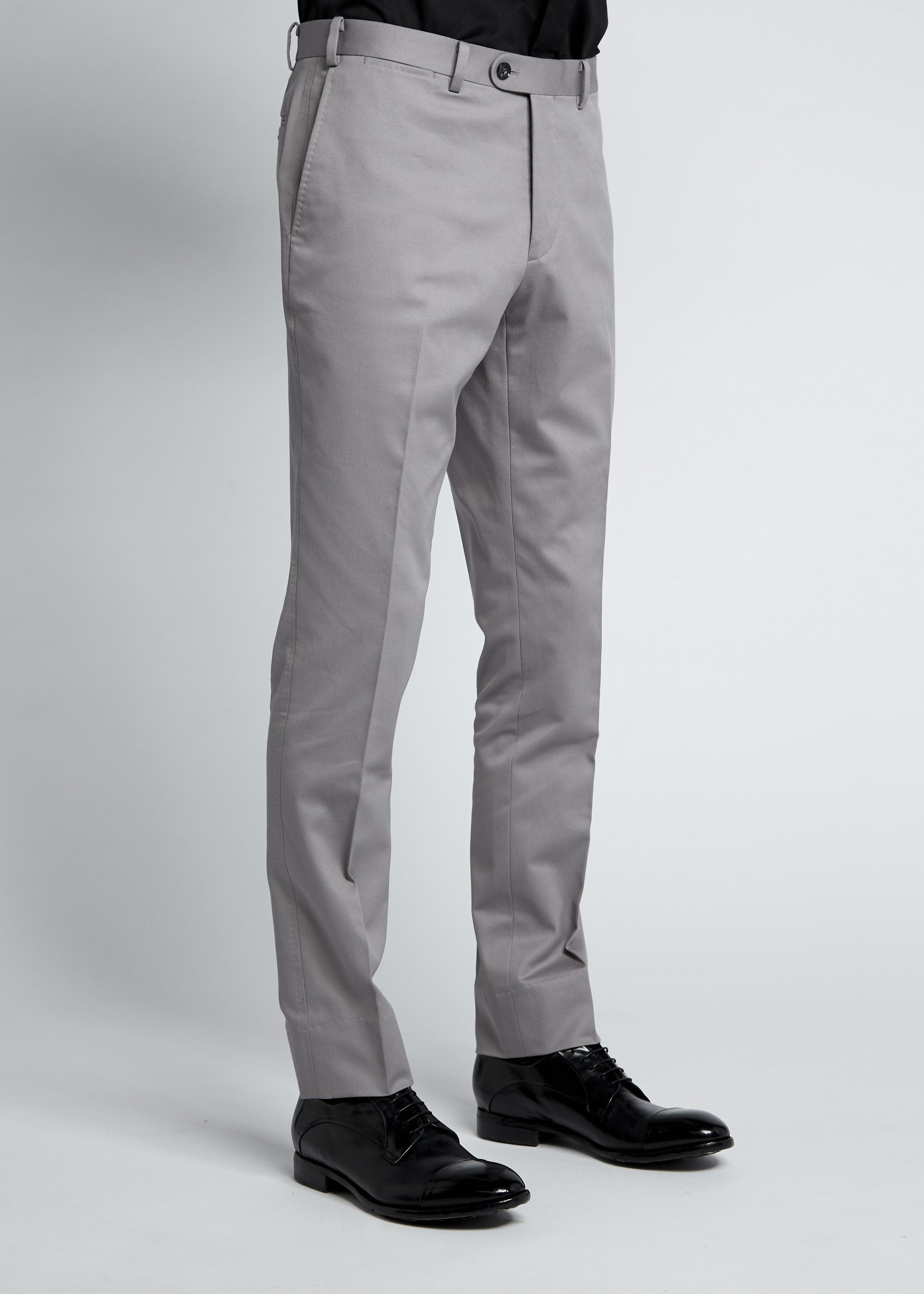 Xander Trouser - Grey