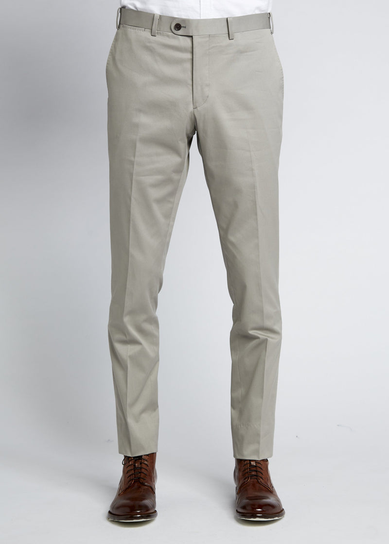 Xander Trouser - Slate Grey