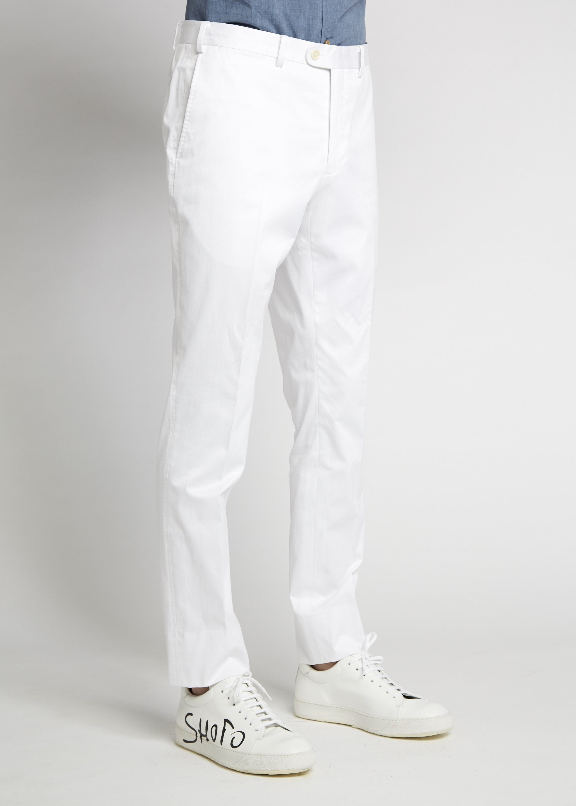 Xander Trouser - White