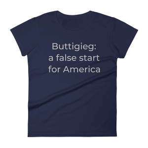 Buttigieg: a false start for America