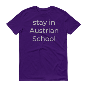 stay in Austrian School