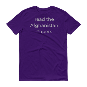 read the Afghanistan Papers