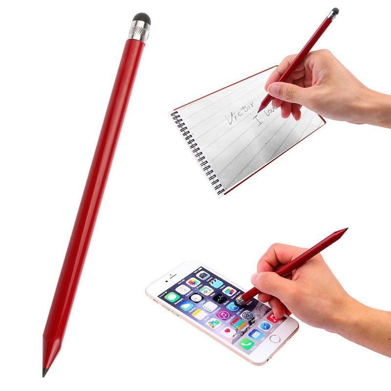 2 in 1 Capacitive Stylus Pen Triangleo