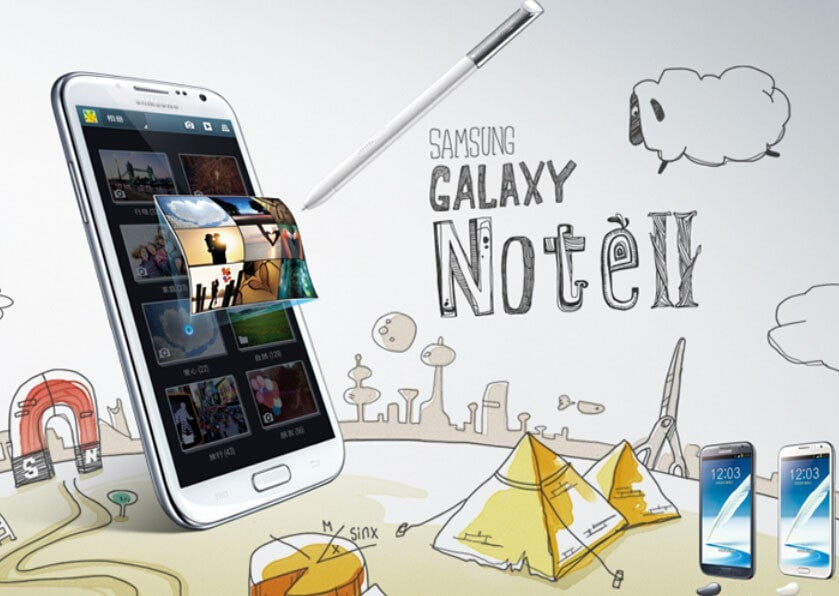 Stylus for Samsung Galaxy Note 2