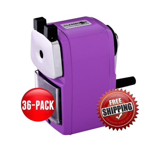 School Special 36 Purple (Only $13.99 each) - Classroom Friendly Supplies  - 1