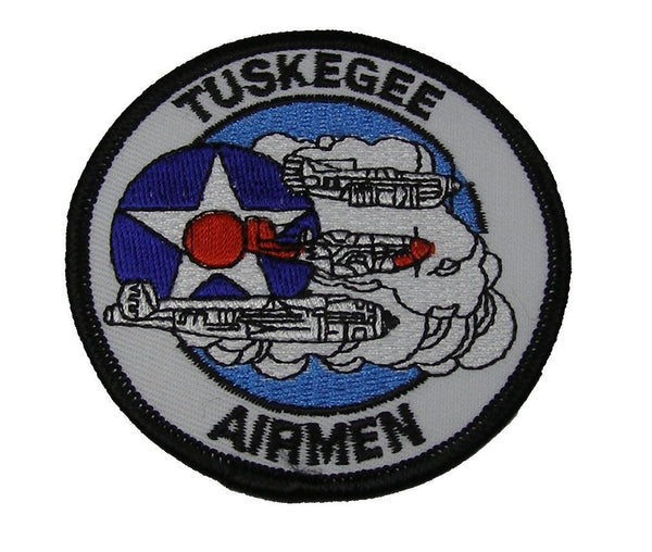 TUSKEGEE AIRMEN Round Patch - HATNPATCH