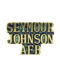 Seymour Johnson AFB Pin
