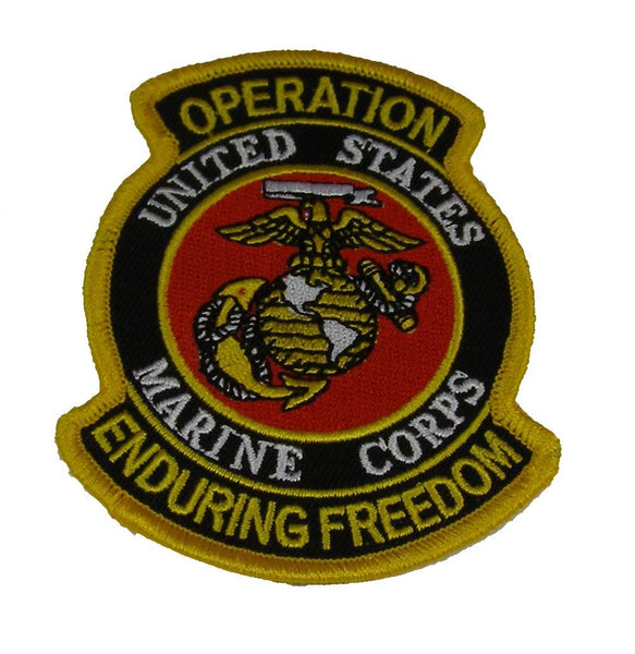 US MARINE CORPS OPERATION ENDURING FREEDOM PATCH