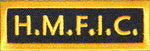H.M.F.I.C. PATCH - HATNPATCH