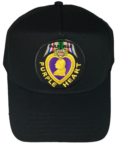 PURPLE HEART GULF WAR VETERAN HAT