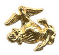USMC RIGHT HAT PIN
