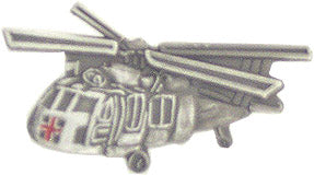 BLACKHAWK MEDIVAC HAT PIN - HATNPATCH
