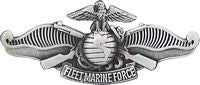 USMC FLEET MARINE FORCE FMF HAT PIN - HATNPATCH