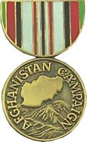 AFGHANISTAN CAMPAIGN HAT PIN