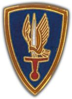 1ST AVIATION BRIGADE HAT PIN