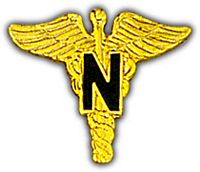 NURSES HAT PIN - HATNPATCH