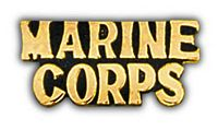 MARINE CORP HAT PIN - HATNPATCH