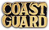 COAST GUARD HAT PIN - HATNPATCH