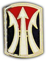 11TH INF BDE HAT PIN