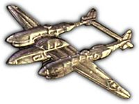 P-38 HAT PIN - HATNPATCH