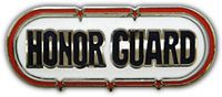 HONOR GUARD HAT PIN