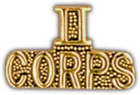 II CORPS HAT PIN - HATNPATCH