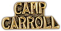 CAMP CARROLL HAT PIN - HATNPATCH