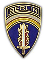 BERLIN HAT PIN - HATNPATCH