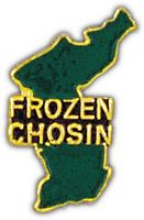 FROZEN CHOSIN HAT PIN - HATNPATCH